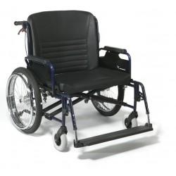 Wózek  inwalidzki ECLIPS XXL obciążenie do 200kg