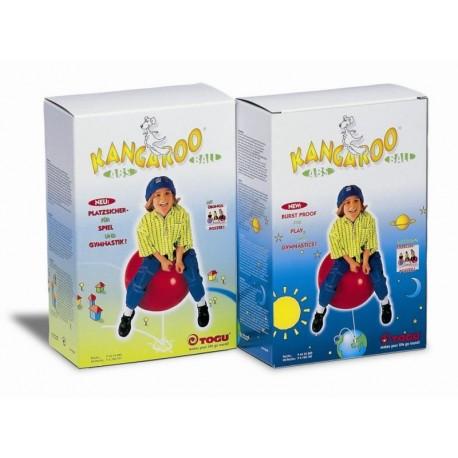 Piłki gimnastyczne z rogami 60cm