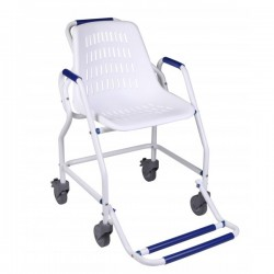Wózek prysznicowy na kółkach ATLANTIS
