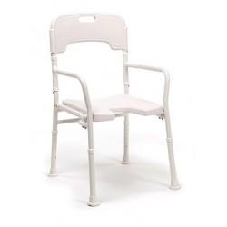 Krzesło prysznicowe składane  Laly