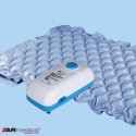 Materac pneumatyczny przeciwodleżynowy zmiennociśnieniowy