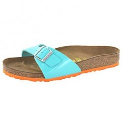 Birkenstock Madrid  OCEAN GREEN
