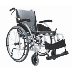 Wózek inwalidzki aluminiowy KARMA S-ERGO 115 46cm siedzisko