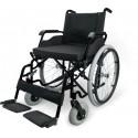 Wózek inwalidzki stalowy ECON 220