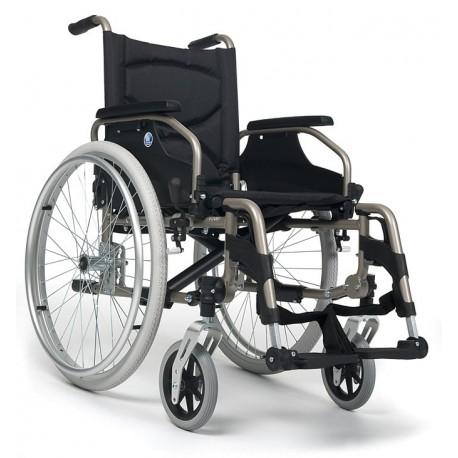Wózek inwalidzki aluminiowy V200XXL obciążenie do 175kg