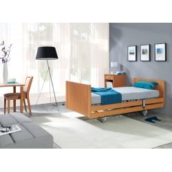 Nowoczesne łóżko o konstrukcji krzyżakowej PB 526 II