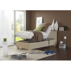 Łóżko rehabilitacyjne dla wymagających-