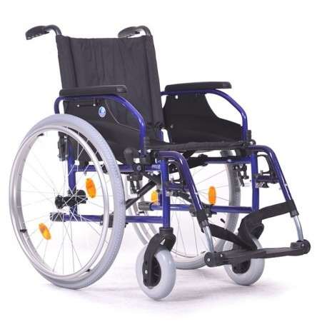 Wózek  inwalidzki aluminiowy D 200