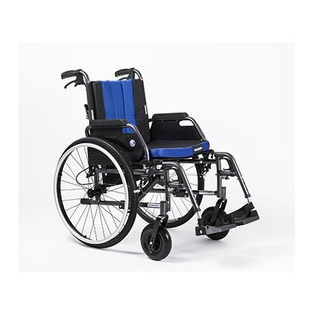 Wózek inwalidzki lekkim aluminiowym Eclips X2