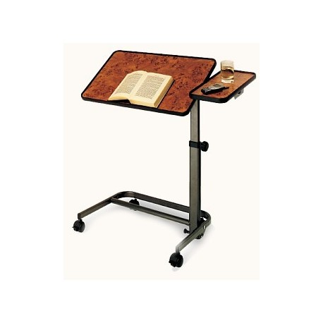 Stolik przyłóżkowy Diffusion bez małego  blatu bocznego 60x40