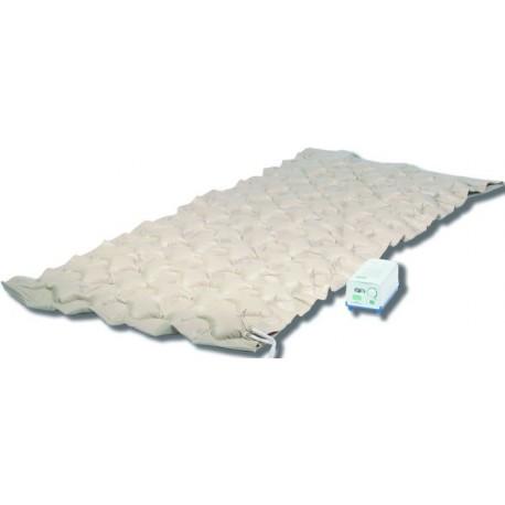 Materac przeciwodleżynowy zmienniciśnieniowy bąbelkowy