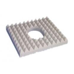 Materacyk przeciwodleżynowy jeżowy z otworem 7cm