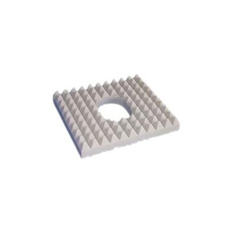 Materacyk przeciwodleżynowy jeżowy z otworem  10cm