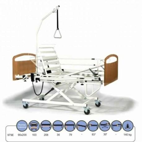 Łóżko rehabilitacyjne PRACTIC