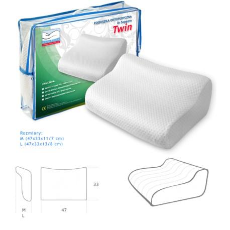 Poduszka ortopedyczna Twin