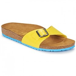 Birkenstock Madrid Mirror Blue