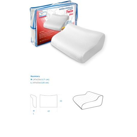 Poduszka ortopedyczna Twin plus