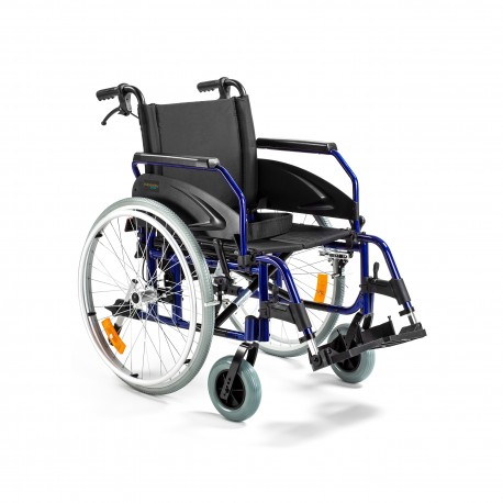 Wózek inwalidzki aluminiowy TGR-R WA 163 -1