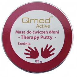 Qmed Therapy Putty –  masa do rehabilitacji dłoni średnia