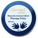 Qmed Therapy Putty –  masa do rehabilitacji dłoni mocna