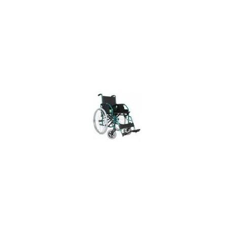 Wózek inwaldzki reczny aluminiowy